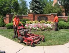 Lawn Mower and Garden Maintenance